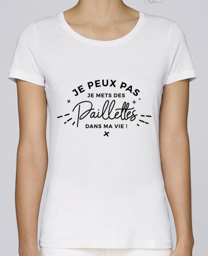 T-shirt Femme Stella Loves Paillettes par Nana