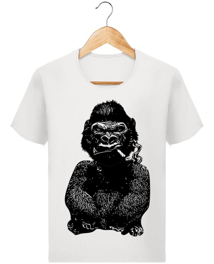 T-shirt Homme Stanley Imagines Vintage Gorille par David
