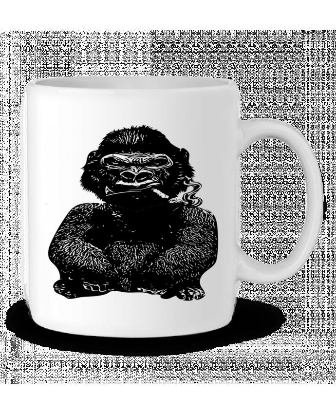 Mug en Céramique Gorille par David
