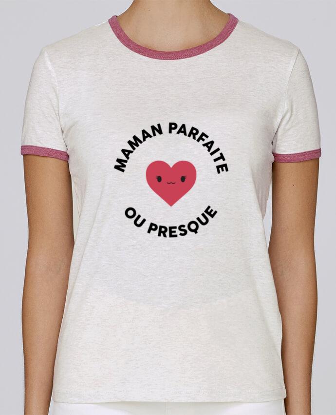 T-shirt Femme Stella Returns Maman parfaite ou presque pour femme par tunetoo