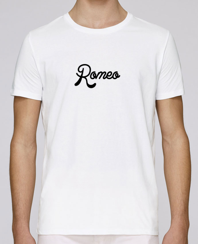 T-Shirt Col Rond Stanley Leads Romeo par tunetoo