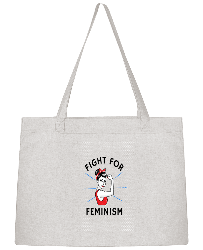 Sac Cabas Shopping Stanley Stella Fight for féminism par Vise Shine your life