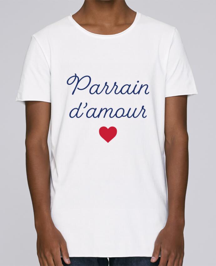 T-shirt Homme Oversized Stanley Skates Parrain d'amour par tunetoo