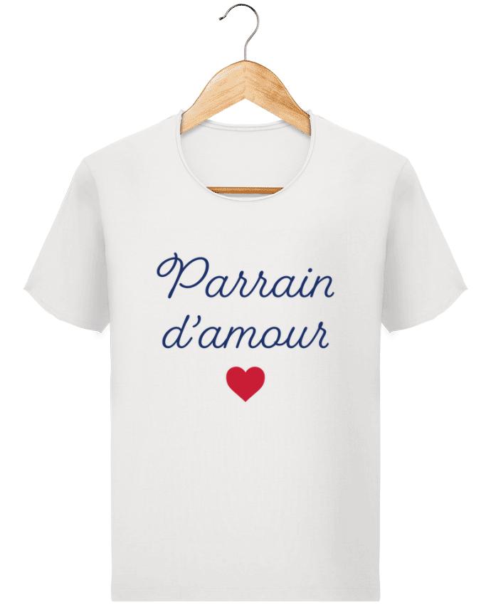 T-shirt Homme Stanley Imagines Vintage Parrain d'amour par tunetoo