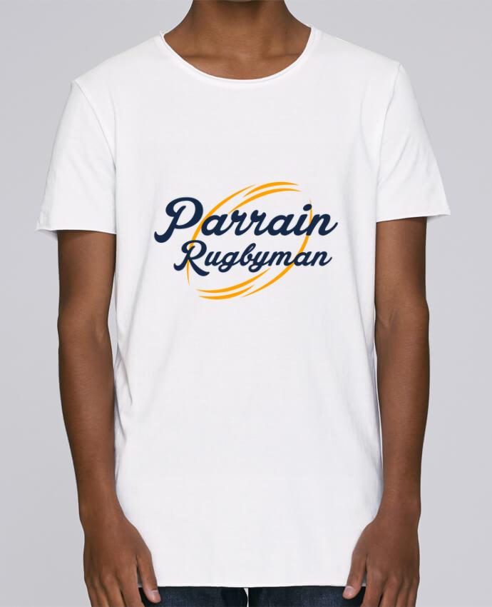 T-shirt Homme Oversized Stanley Skates Parrain rugbyman par tunetoo