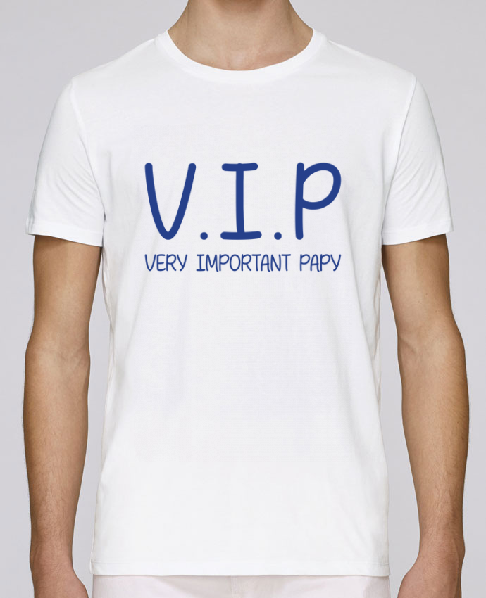 T-Shirt Col Rond Stanley Leads Very Important Papy par tunetoo