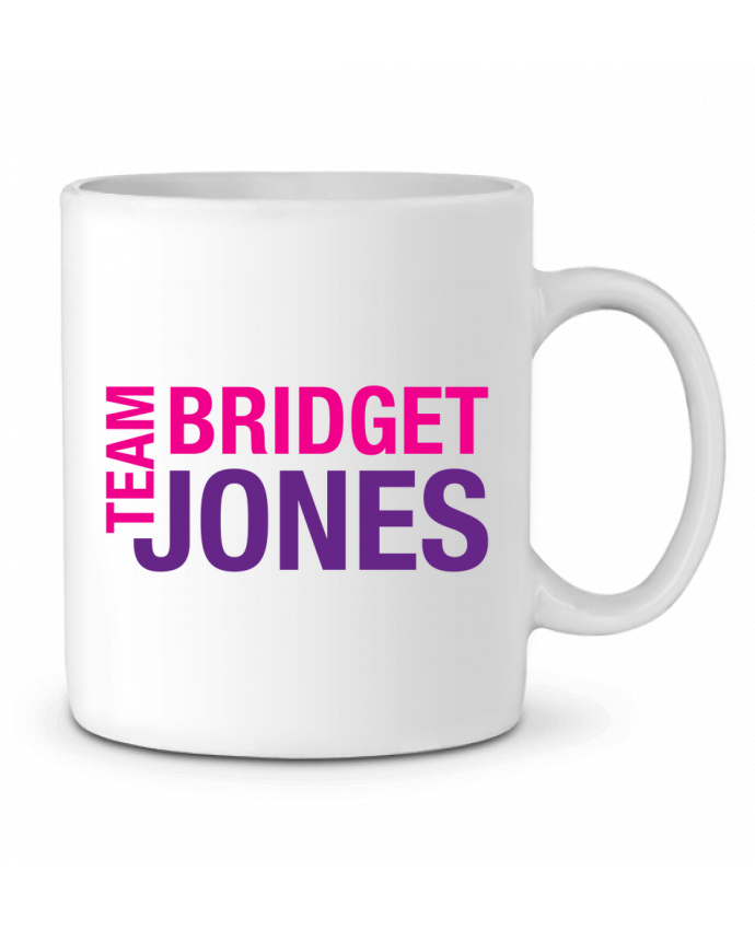 Mug en Céramique Team Bridget Jones par tunetoo