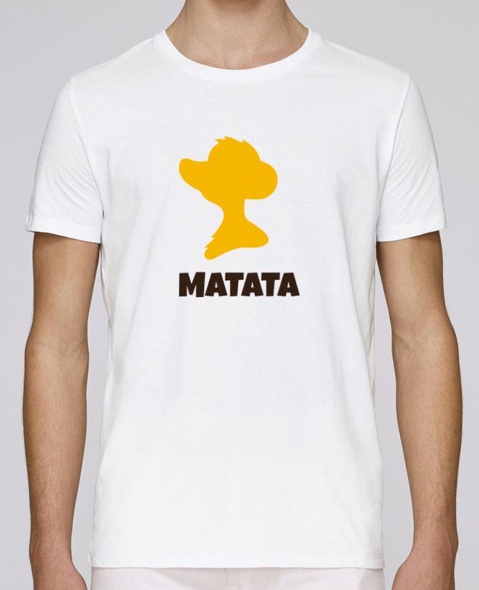 T-Shirt Col Rond Stanley Leads Hakuna Matata par tunetoo