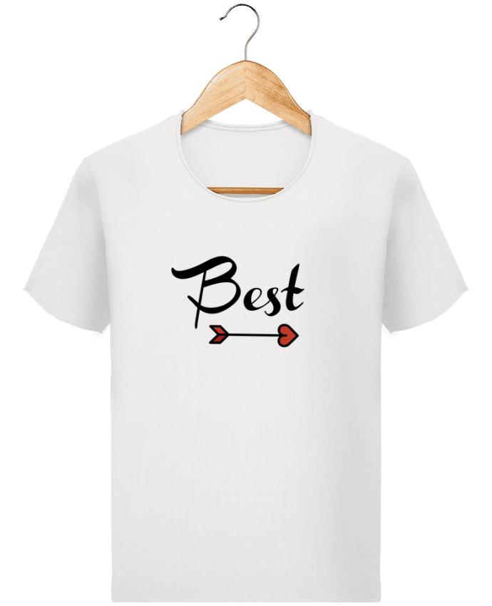 T-shirt Homme vintage Best Friends par tunetoo