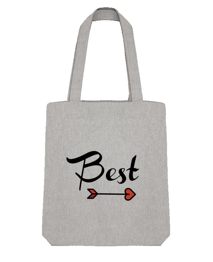 Tote Bag Stanley Stella Best Friends par tunetoo
