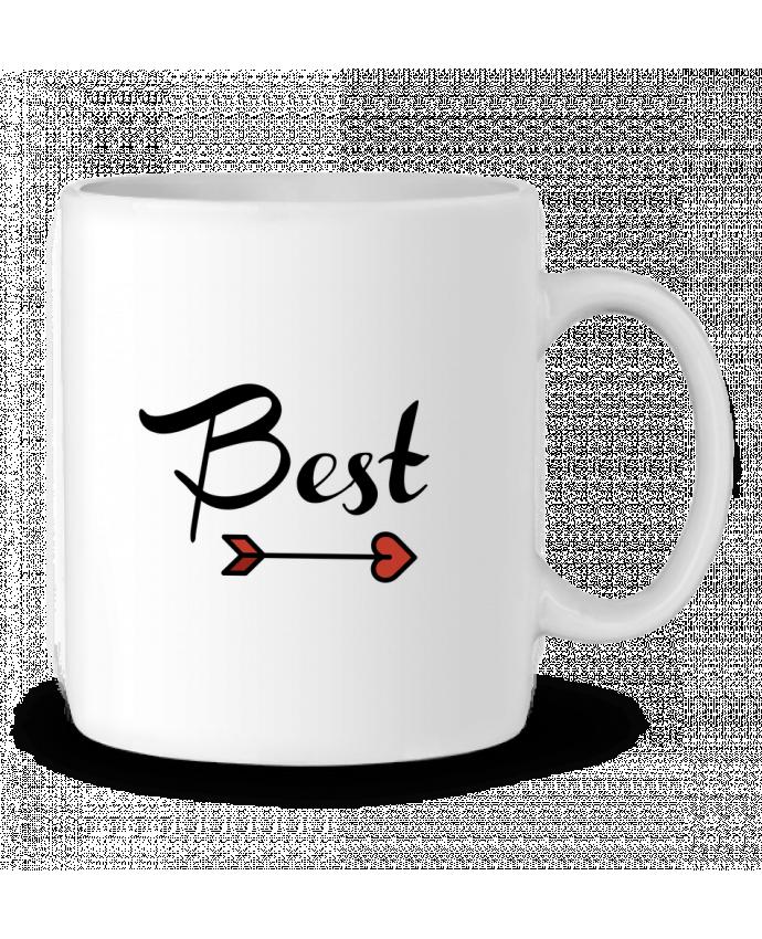 Mug en Céramique Best Friends par tunetoo