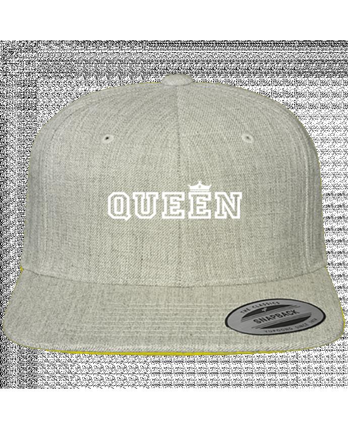 Casquette Snapback Classique Queen 01 par tunetoo