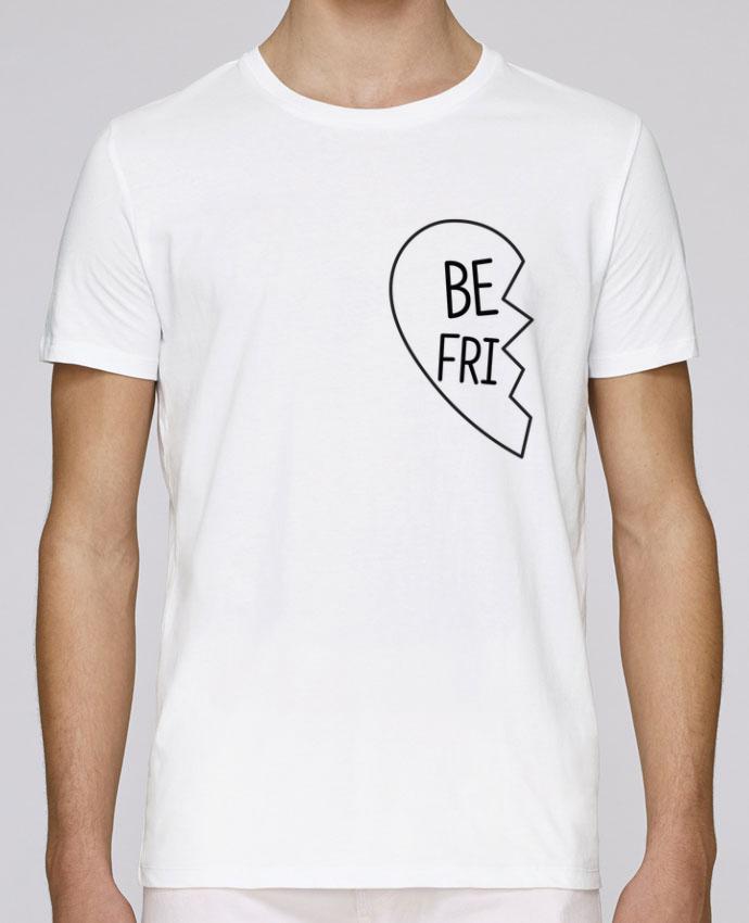 T-Shirt Col Rond Stanley Leads Best Friend coeur brisé par tunetoo