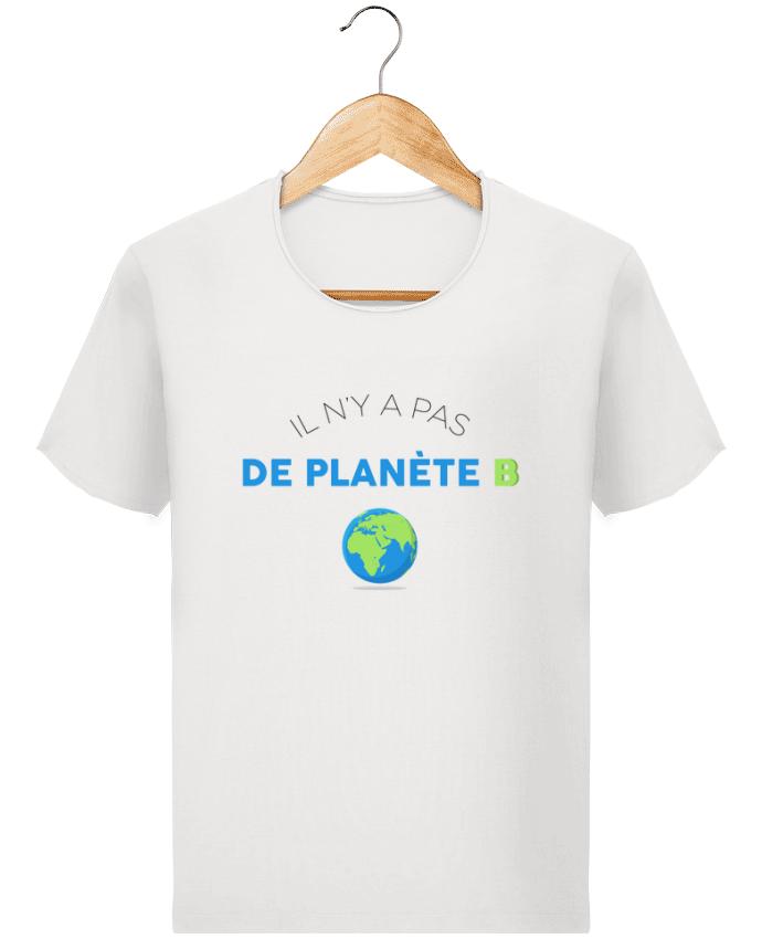 T-shirt Homme Stanley Imagines Vintage Il n'y pas de planète B par tunetoo
