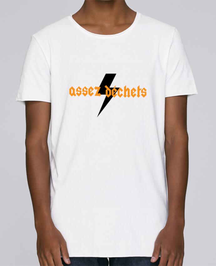 T-shirt Homme Oversized Stanley Skates Assez déchets par tunetoo
