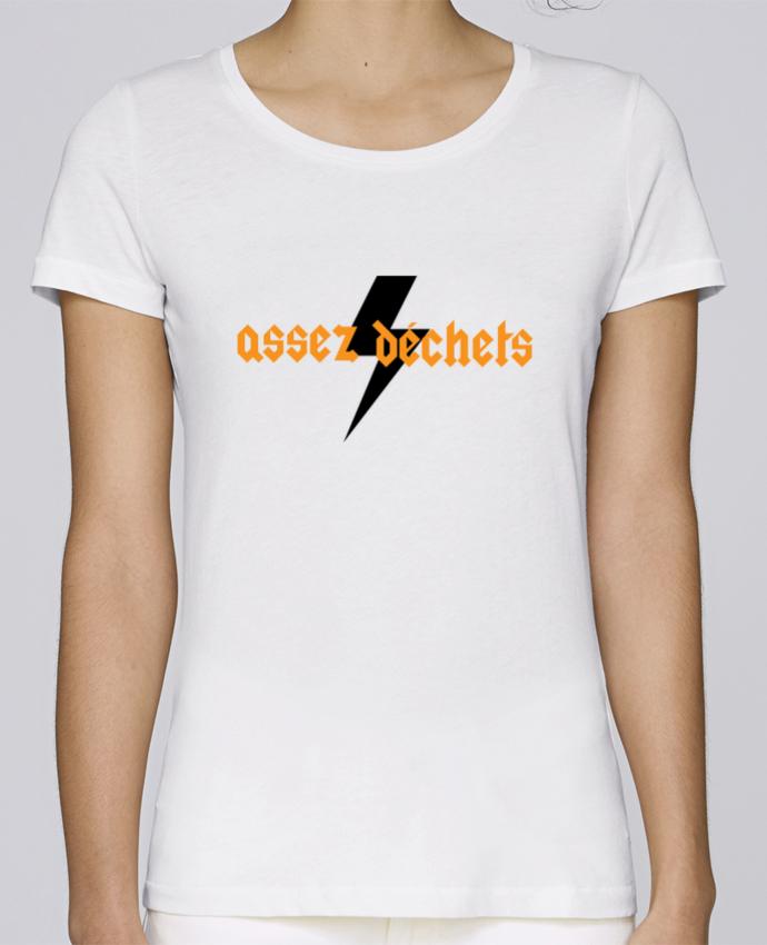 T-shirt Femme Stella Loves Assez déchets par tunetoo