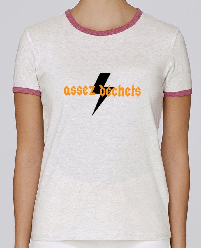 T-shirt Femme Stella Returns Assez déchets pour femme par tunetoo