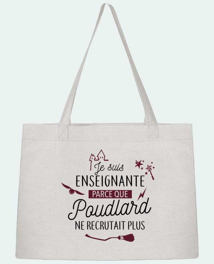 Sac Cabas Shopping Stanley Stella Poudlard / Enseignant par La boutique de Laura
