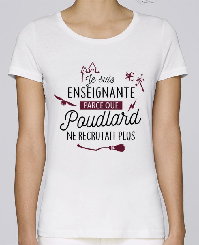 T-shirt Femme Stella Loves Poudlard / Enseignant par La boutique de Laura