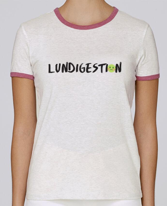 T-shirt Femme Stella Returns Lundigestion pour femme par tunetoo