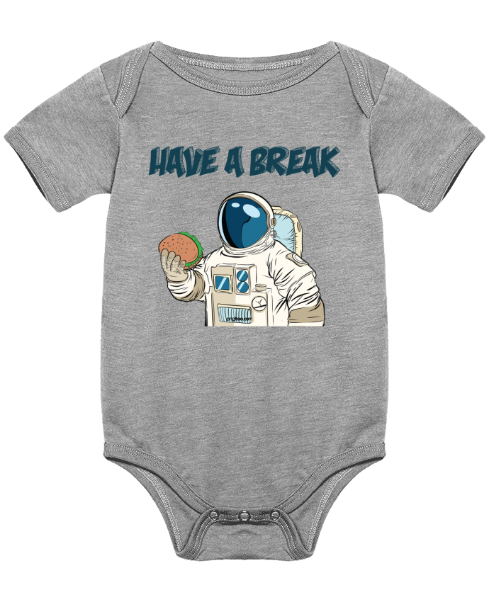Body Bébé astronaute - have a break par jorrie