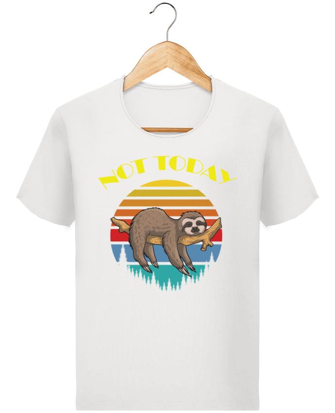 T-shirt Homme Stanley Imagines Vintage Not today par jorrie
