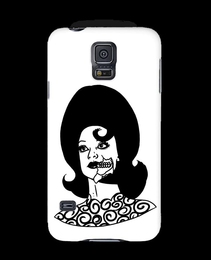 Coque 3D Samsung Galaxy S5 Miss Alien par tattooanshort