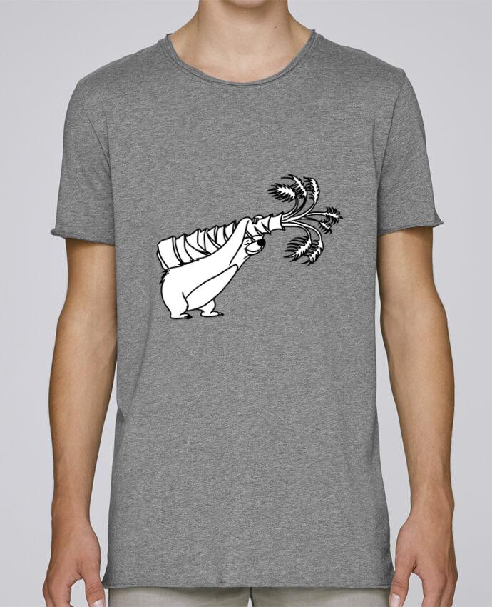 T-shirt Homme Oversized Stanley Skates Baloo par tattooanshort