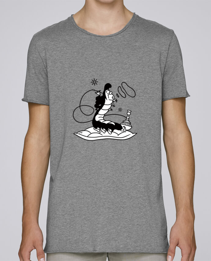 T-shirt Homme Oversized Stanley Skates Absalem par tattooanshort