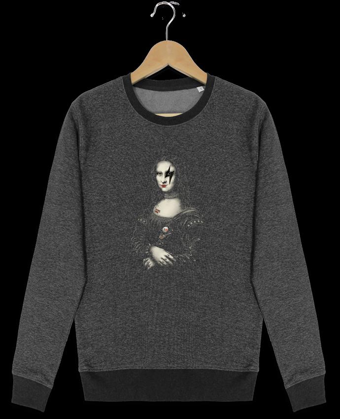 Sweat-shirt Stanley stella modèle seeks Renaissance Rocks par Enkel Dika