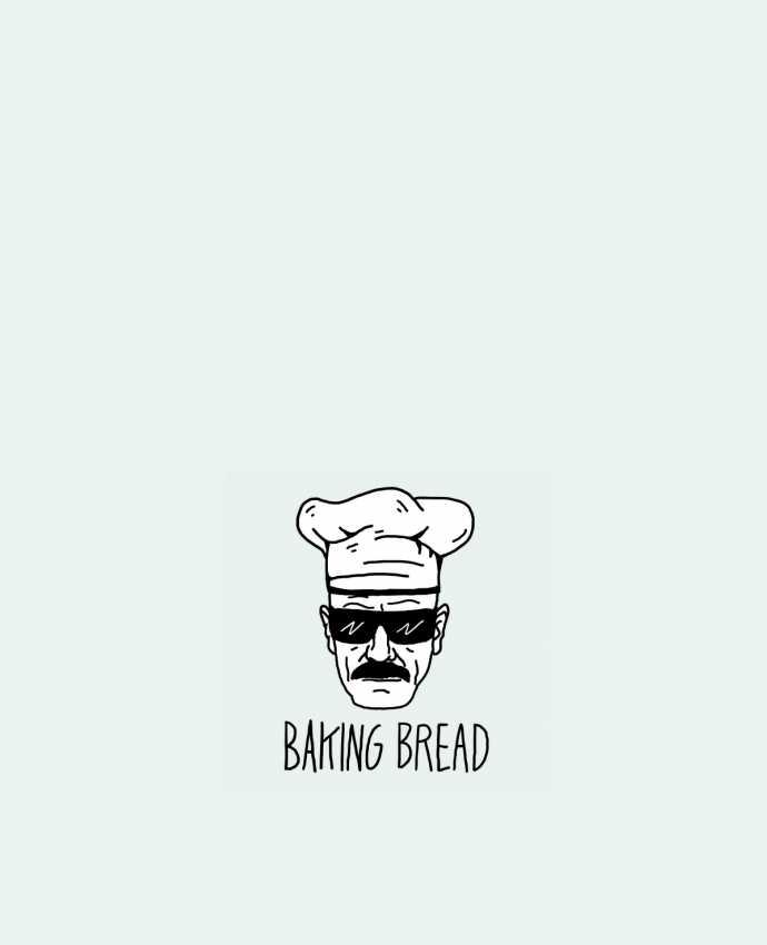 Sac en Toile Coton Baking bread par Nick cocozza