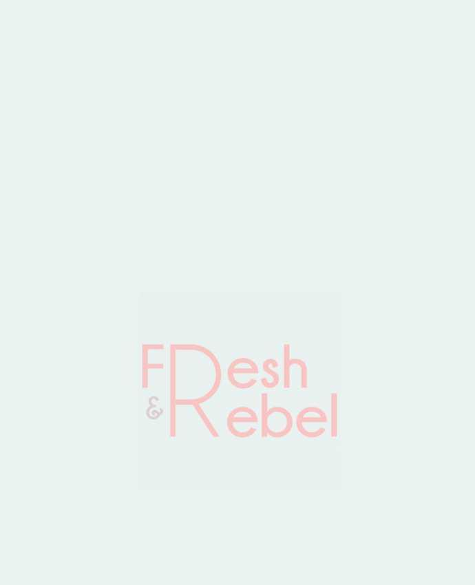 Sac en Toile Coton Fresh and Rebel par tunetoo