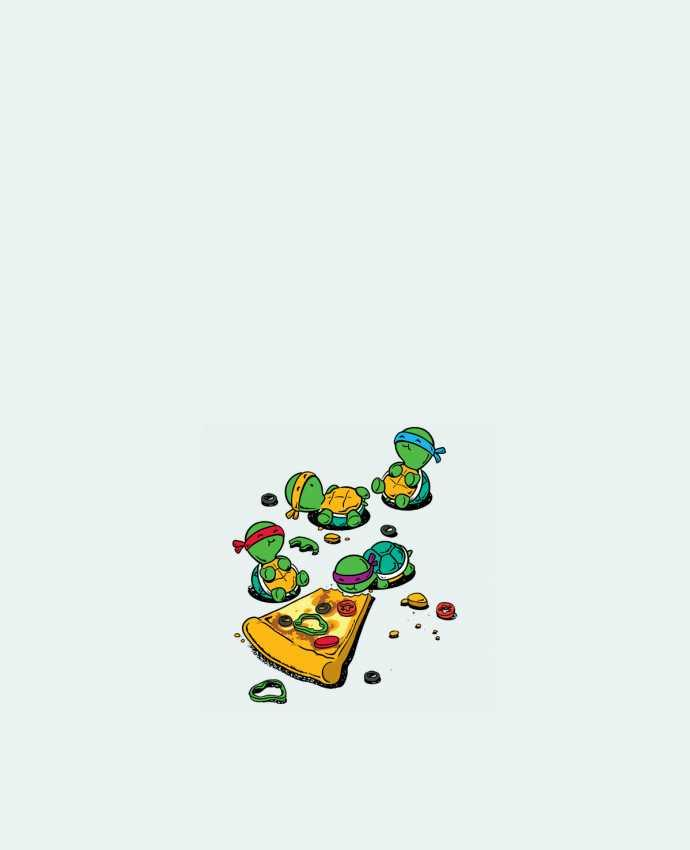 Sac en Toile Coton Pizza lover par flyingmouse365