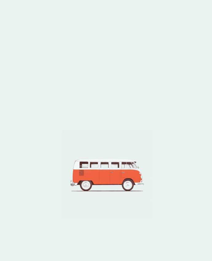 Sac en Toile Coton Red Van par Florent Bodart