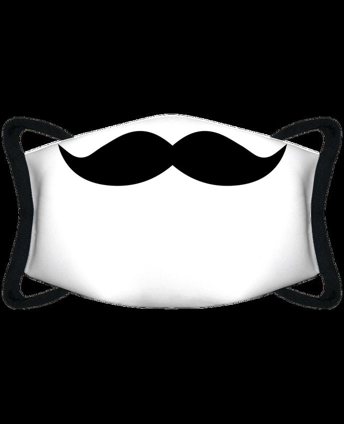Masque de Protection Sublimable Tunetoo Fausse moustache par tunetoo