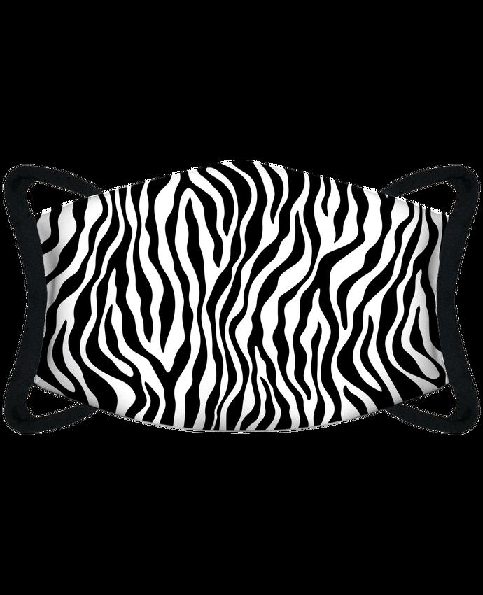 Masque de Protection Sublimable Tunetoo Pattern zèbre par tunetoo