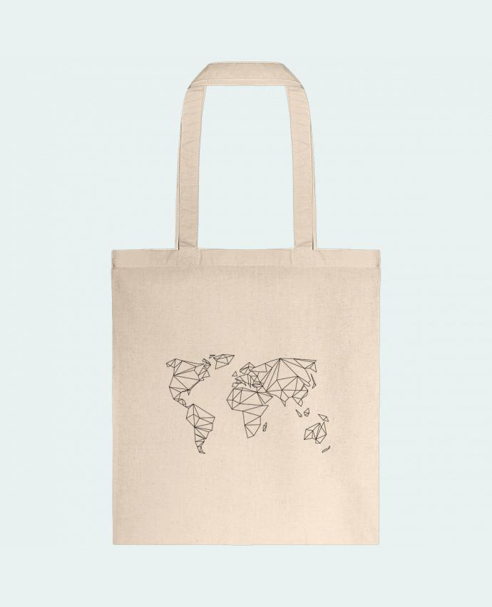 Tote-bag Geometrical World par na.hili