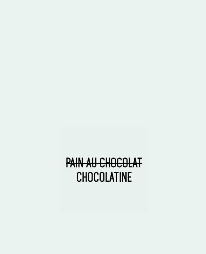 Sac en Toile Coton Chocolatine par tunetoo
