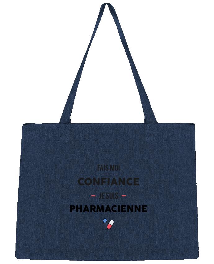 Sac Shopping Fais moi confiance je suis pharmacienne par tunetoo