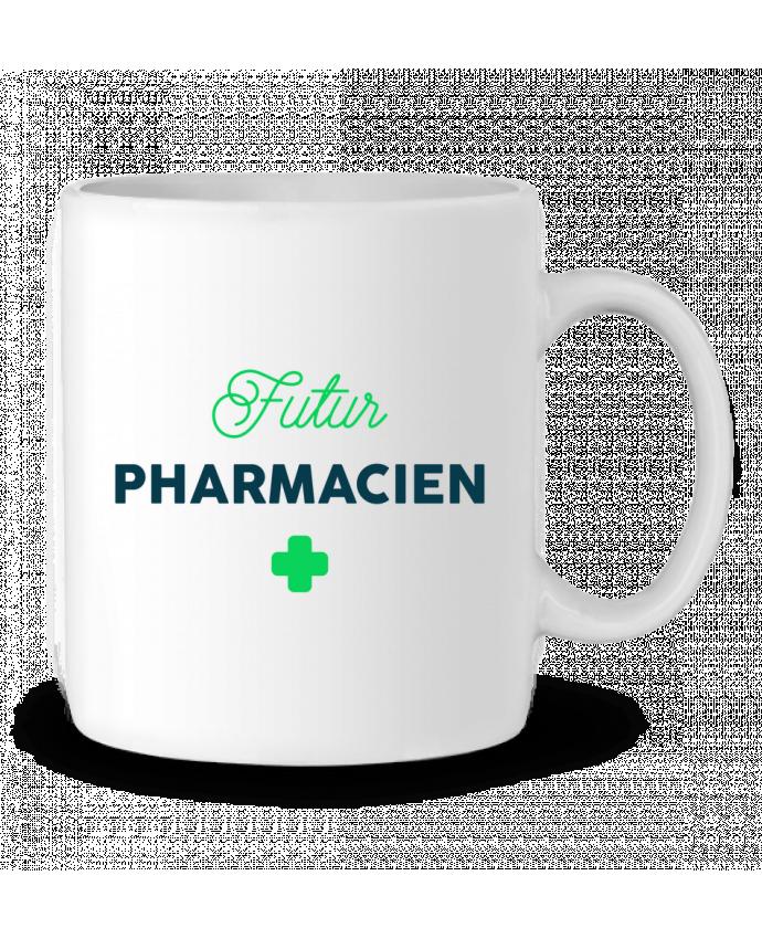 Mug en Céramique Futur pharmacien par tunetoo