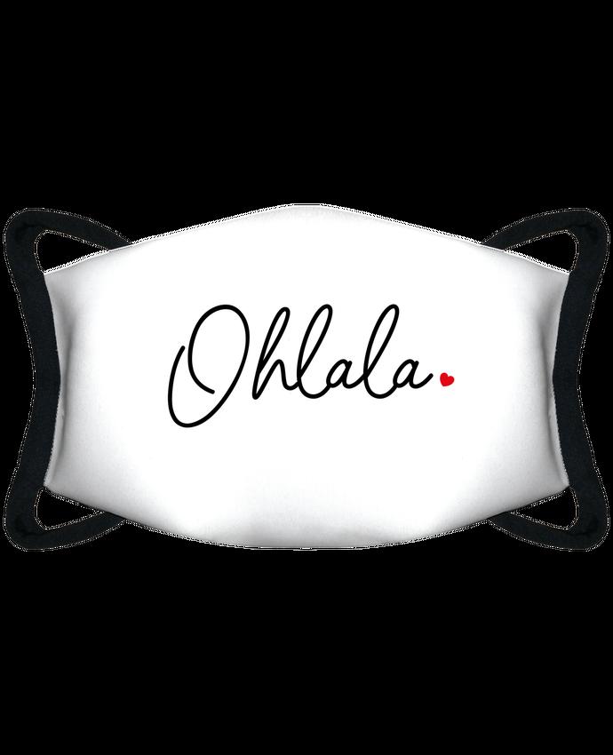 Masque de Protection Sublimable Tunetoo Ohlala par Nana