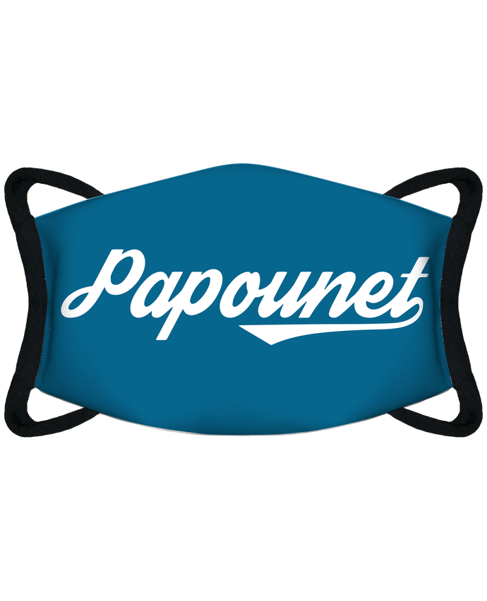 Masque de Protection Sublimable Tunetoo Papounet - Masque de Protection Sublimable Tunetoo par tunetoo