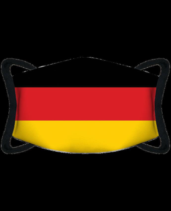 Masque de Protection Sublimable Tunetoo Drapeau Allemagne par tunetoo