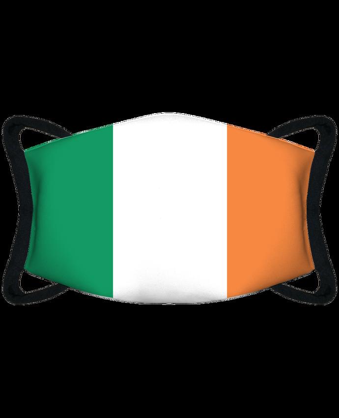 Masque de Protection Sublimable Tunetoo Drapeau Irlande par tunetoo