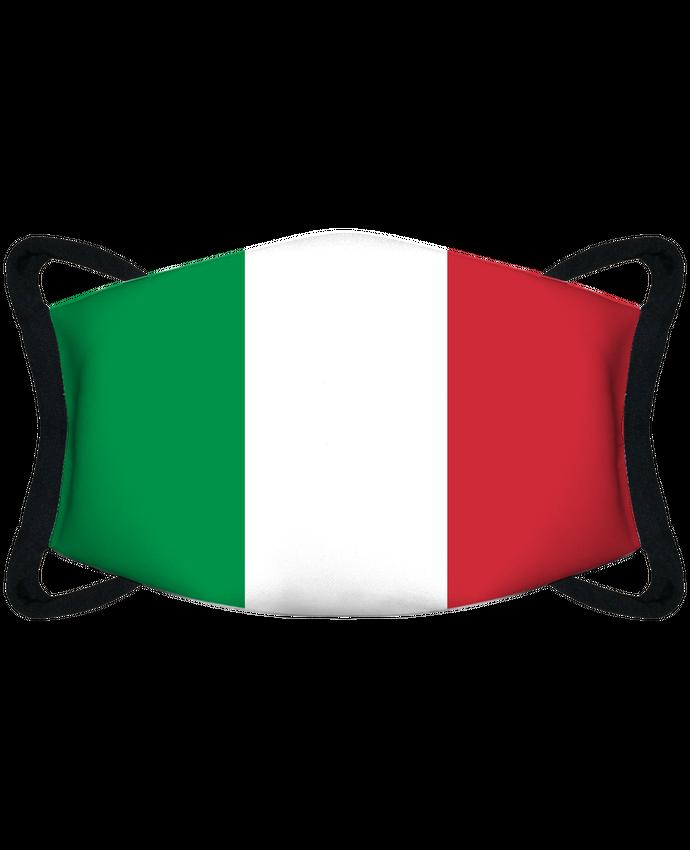 Masque de Protection Sublimable Tunetoo Drapeau Italie par tunetoo