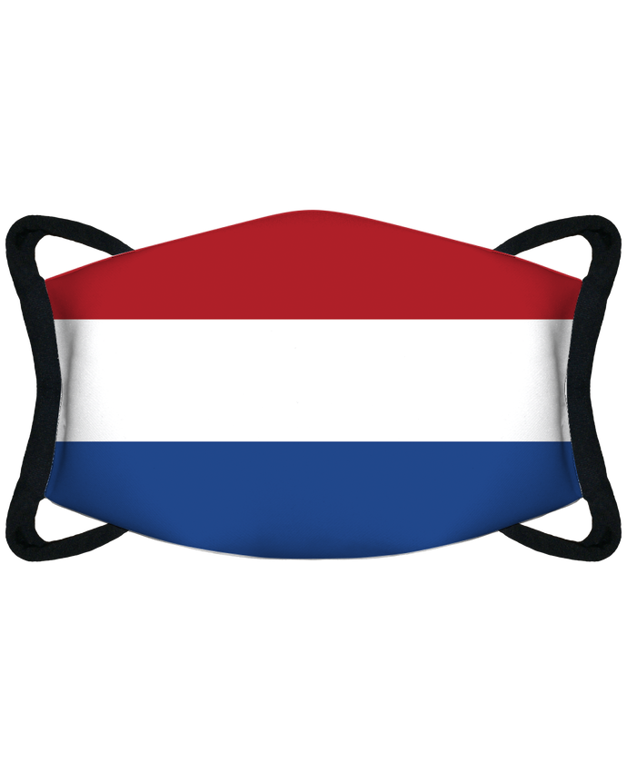Masque de Protection Sublimable Tunetoo Drapeau Pays-Bas par tunetoo