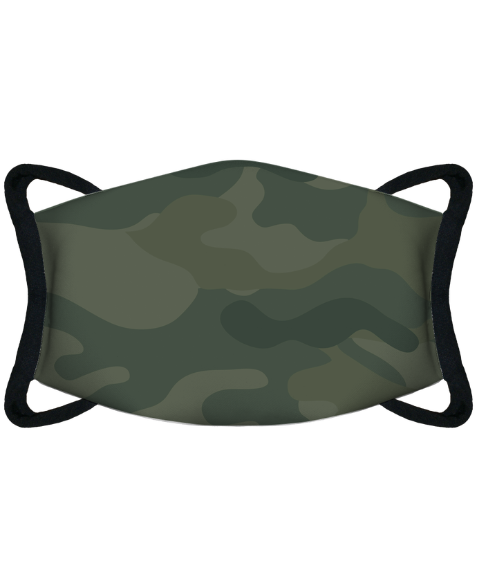 Masque de Protection Sublimable Tunetoo Masque de Protection Sublimable Tunetoo Camouflage kaki par justsayin