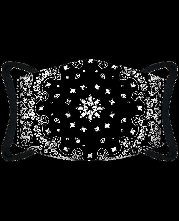 Masque de Protection Sublimable Tunetoo Masque de Protection Sublimable Tunetoo bandana noir par justsayin