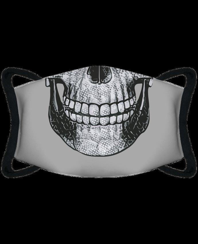 Masque de Protection Sublimable Tunetoo Masque de Protection Sublimable Tunetoo machoire par justsayin