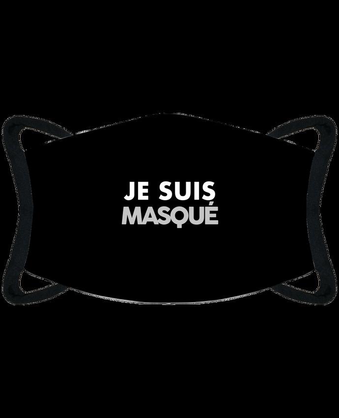 Masque de Protection Sublimable Tunetoo Masque de Protection Sublimable Tunetoo Je suis masqué par justsayin